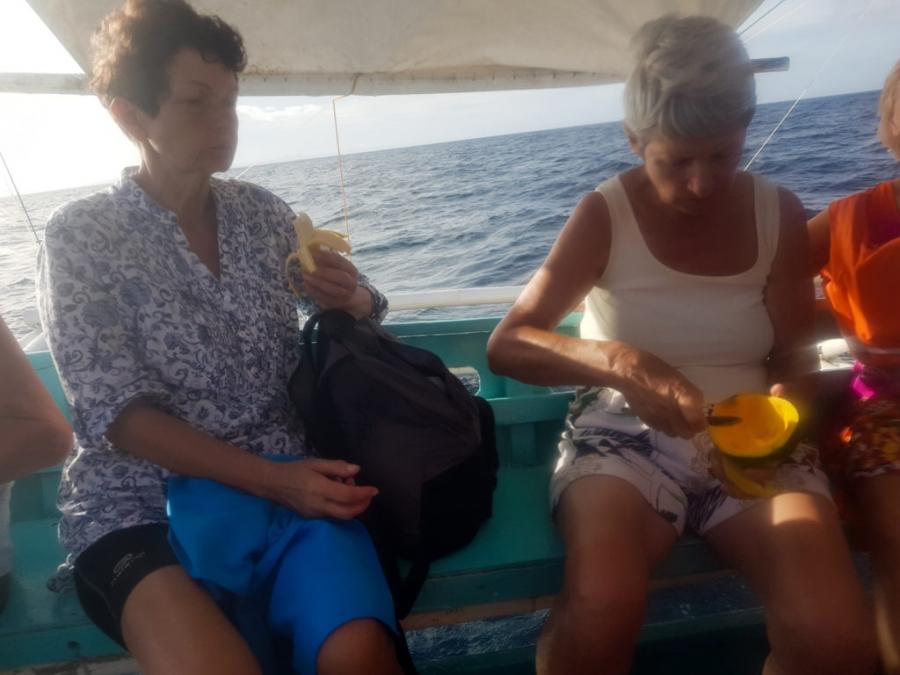 w drodze na Funtastic Island