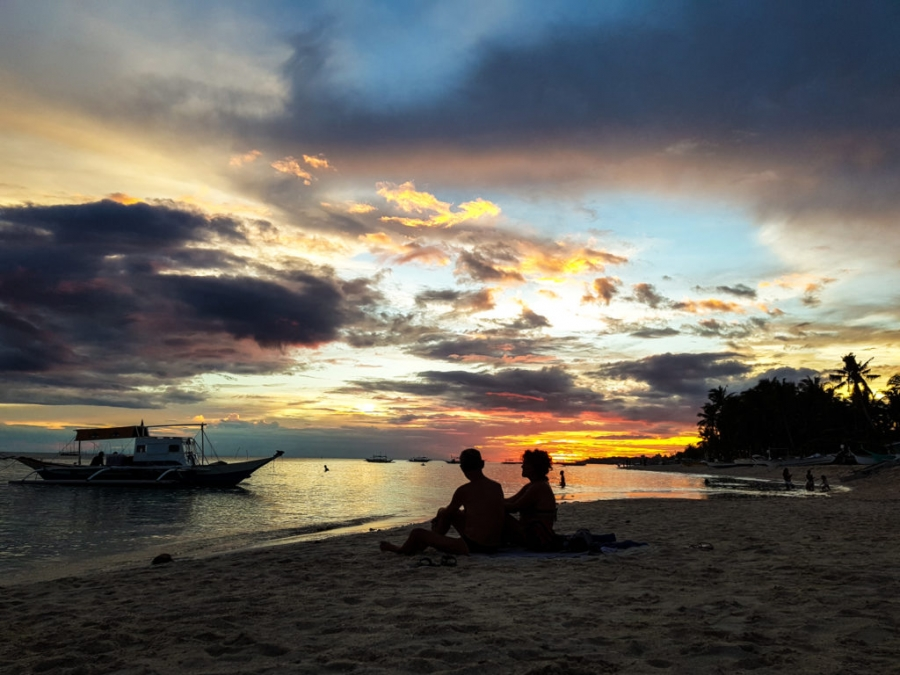 Santa Beach, Bantayan Island