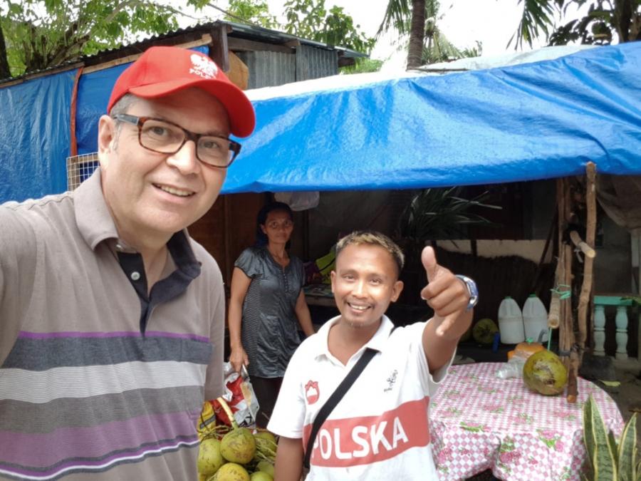 orzechy kokosowe, kokosy