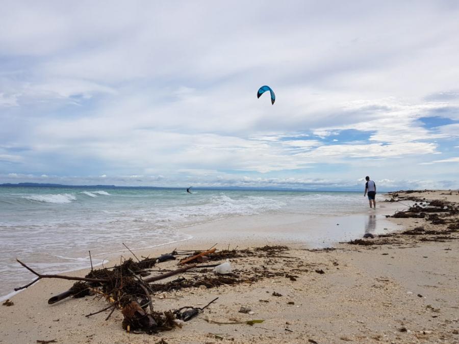 plaża w Santa Fe, Bantayan Island, Filipiny
