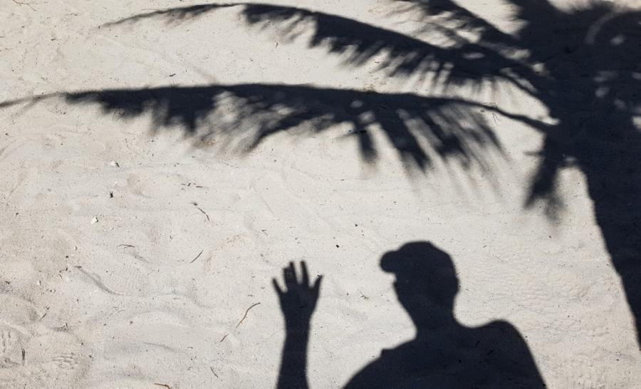 Pozdrowienia z Virgin Island