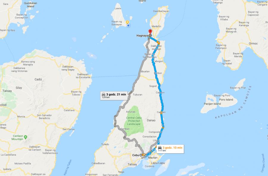 Cebu - Hagnaya