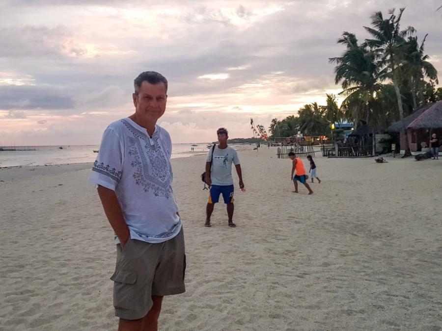 Santa Fe, Bantayna Island, Buddying Beach Resort