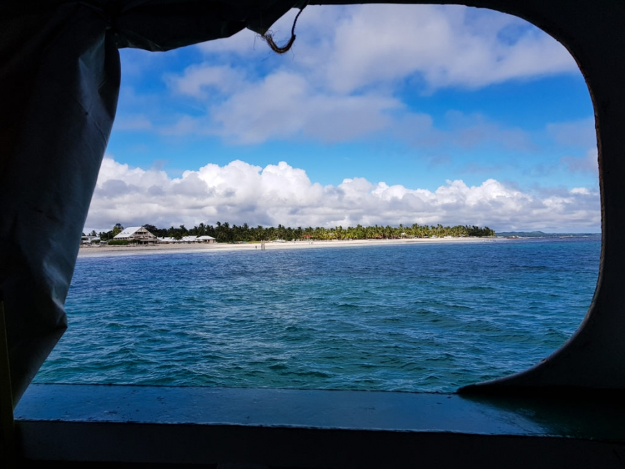 Ostatnie spojrzenie na Bantayan Island
