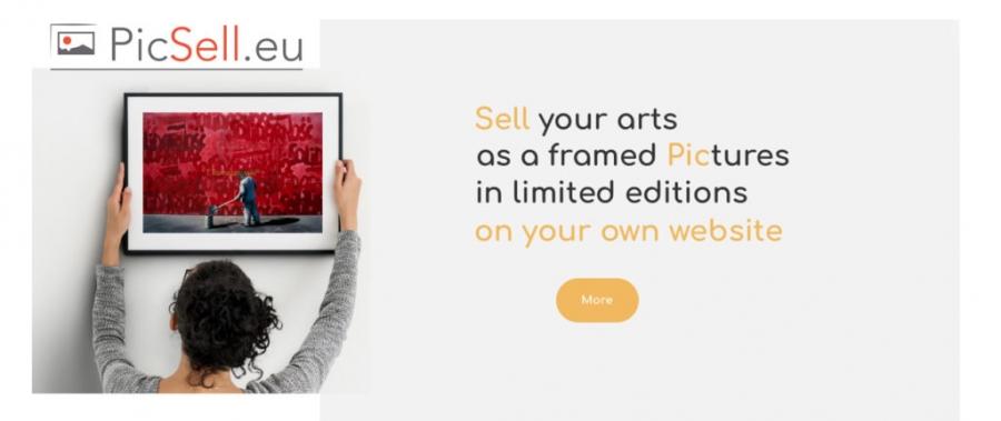 picsell - platforma dla fotografów